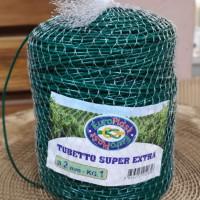 Кембрик Super Extra (Агротрубка) для подвязки винограда и малины 2 мм (Италия) 320 метров