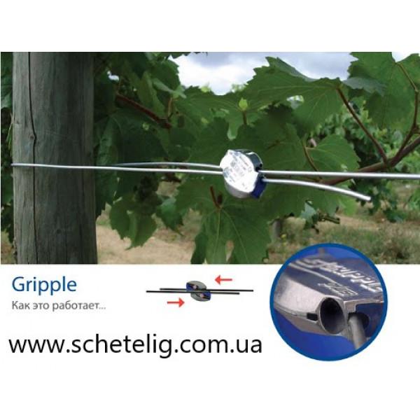 Натяжитель замок проволоки GRIPPLE Гриппл LARGE 3 - 4 мм Великобритания