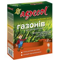 Удобрение для газонов осеннее Agrecol 1 кг
