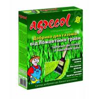 Удобрение для газонов против пожелтения листьев Agrecol 1 кг