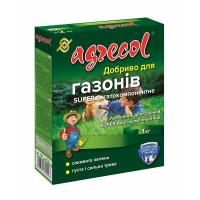 Удобрение для газонов супер многокомпонентное Agrecol 1 кг