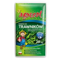 Удобрение для газонов супер многокомпонентное Agrecol 20 кг
