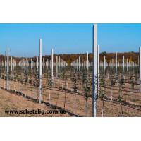 Бетонные столбы для сада и винограда