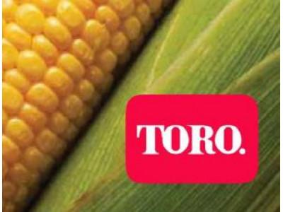 Капельный полив кукурузы от компании TORO AG