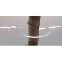 Металлическая дуга - крепление дерева к шпалере D=4 СМ (500 ШТУК)